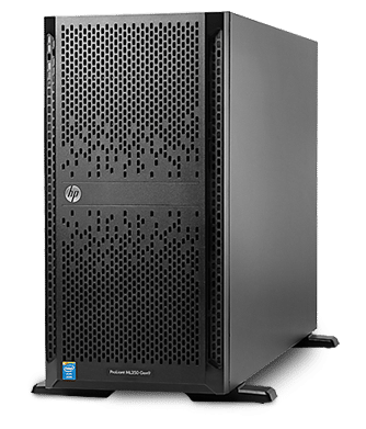 HPE ProLiant ML350 Gen9 Server