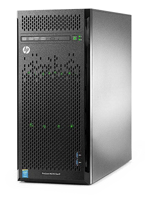 HPE ProLiant ML110 Gen9 Server