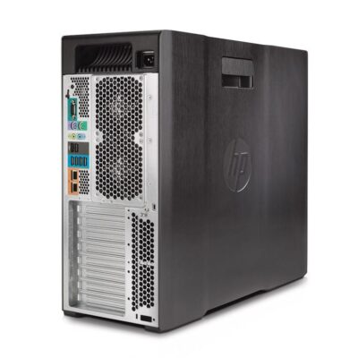 HP Z840 Workstation Back