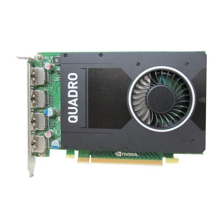 quadro m2000 4gb gddr5 128bit graphics card  vrla tech