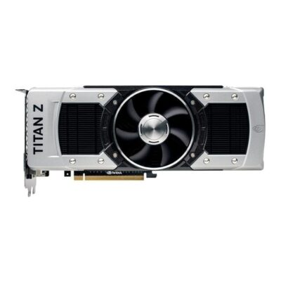 GeForce GTX Titan Z Graphics Card