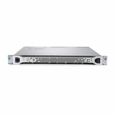 HP ProLiant DL360 Gen9 8 Bay Server with Bezel