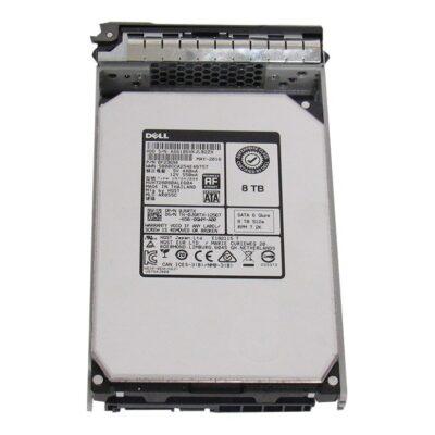 Dell 8TB 3.5″ SATA 6 Gbps SSD P/N : DP/N : 0J6RTX