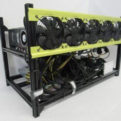 8 x Titan X Mining Rig