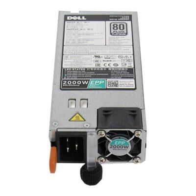 Dell 200W Power Supply for Dell PowerEdge FX25 Enclosure - MVP7C