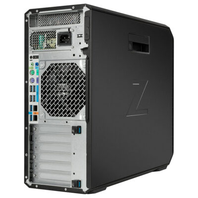 HP Z4 G4 Workstation Back