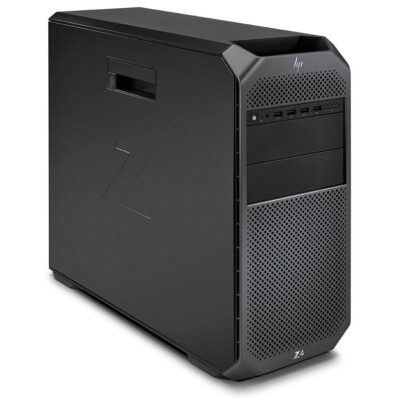 HP Z4 G4 Workstation Right Side