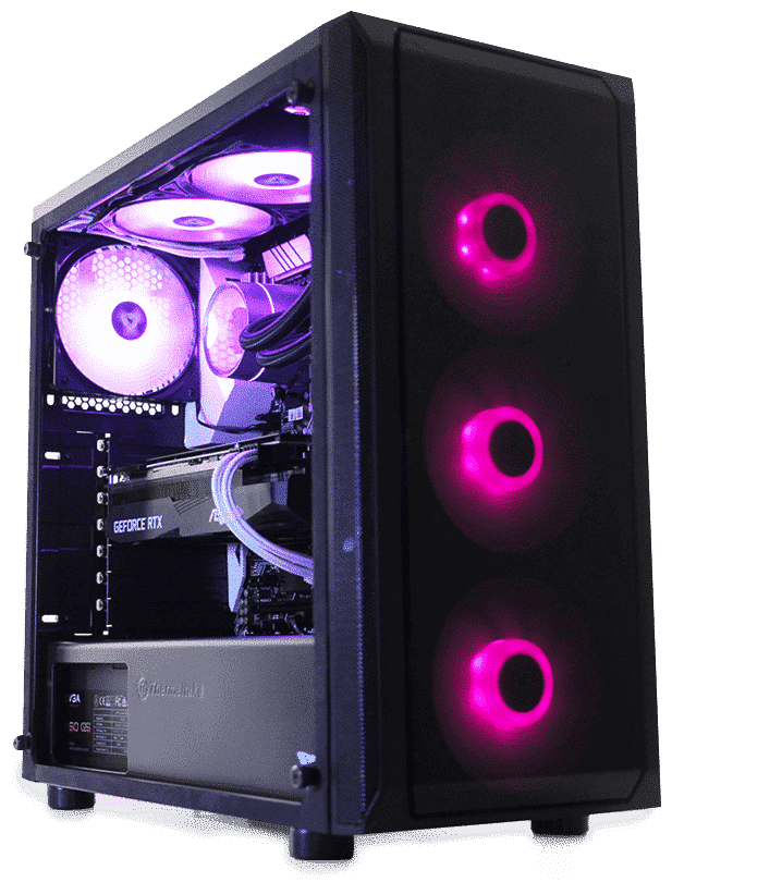 Centaur Gaming PC