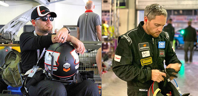 Race Car Driver and International Championship Winner – Simon Tibbett, Now Sponsored by VRLA Tech!